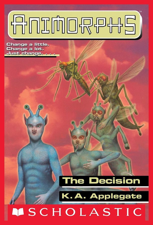 K. A. Applegate - The Decision