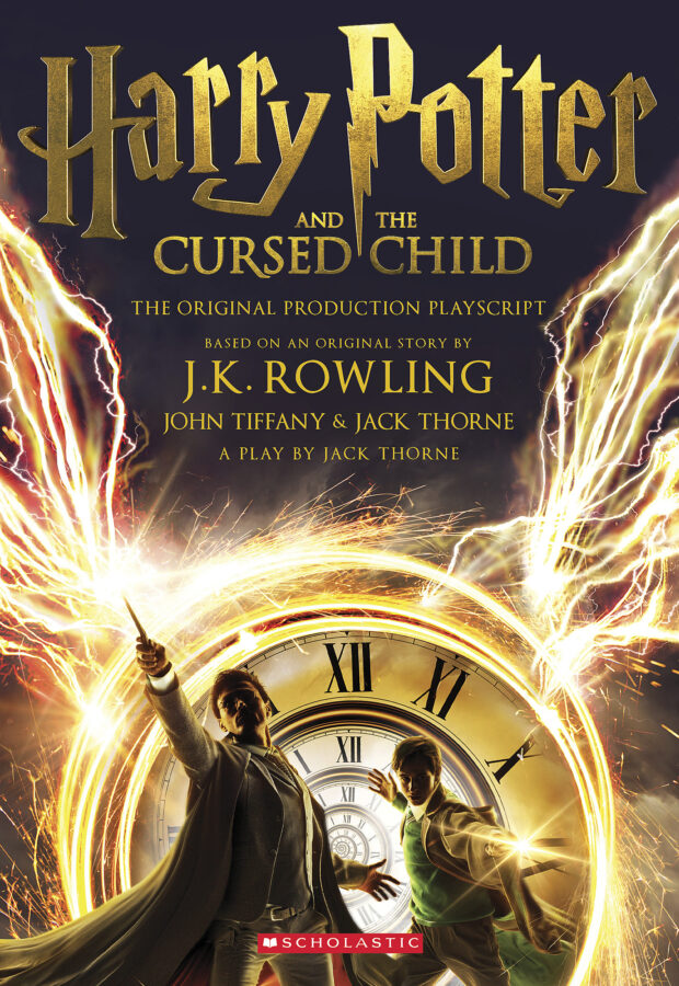 J. K. Rowling - Harry Potter and the Cursed Child, Parts One and Two