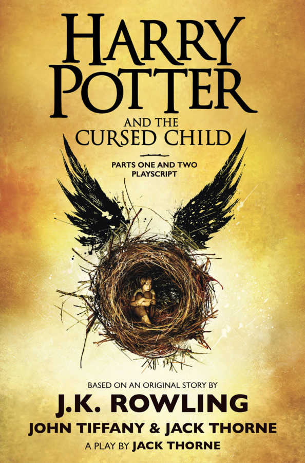 J. K. Rowling - Harry Potter and the Cursed Child Parts One and Two