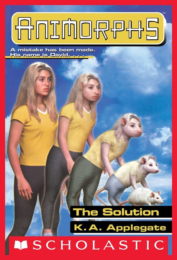 K. A. Applegate - The Solution