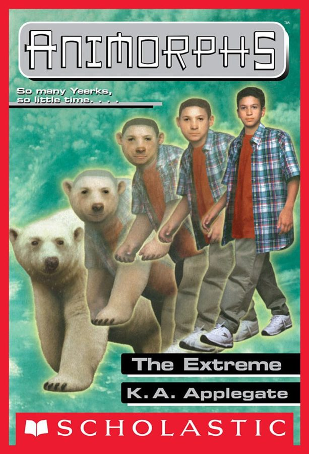 K. A. Applegate - Animorphs #25: The Extreme