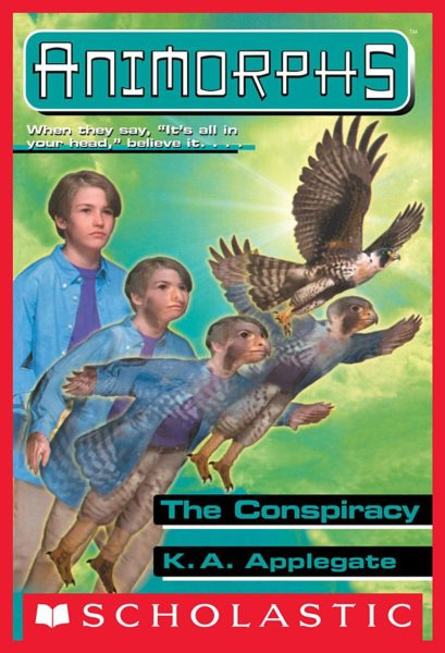 K. A. Applegate - The Conspiracy