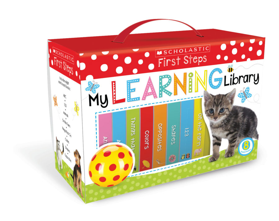Scholastic - My Learning Library