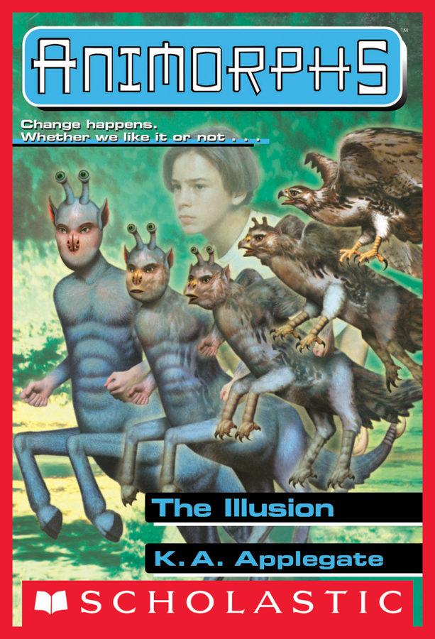 K. A. Applegate - Animorphs #33: The Illusion