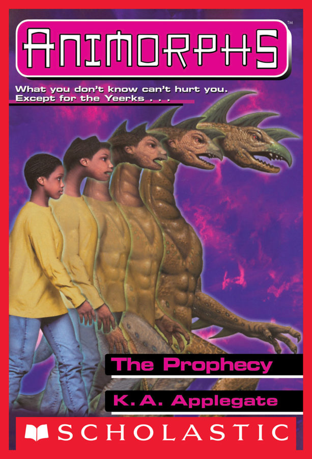 K. A. Applegate - The Prophecy