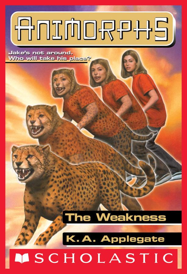 K. A. Applegate - The Weakness