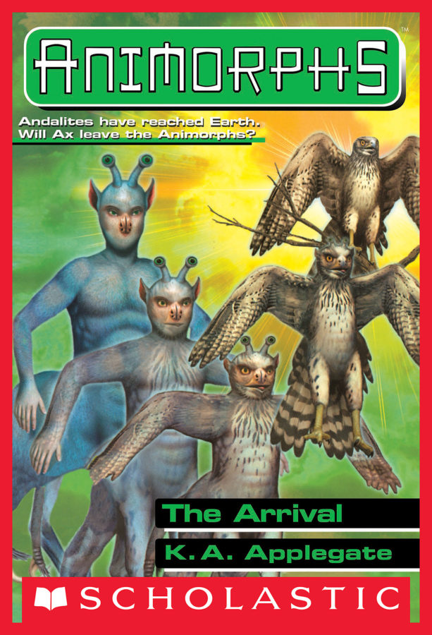 K. A. Applegate - Animorphs #38: The Arrival