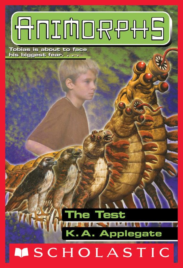 K. A. Applegate - Animorphs #43: The Test
