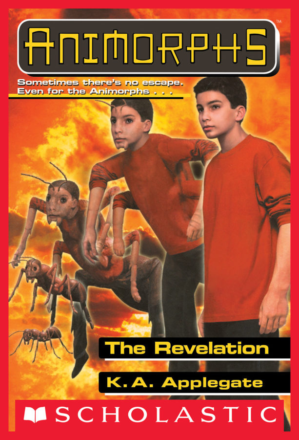 K. A. Applegate - Animorphs #45: The Revelation