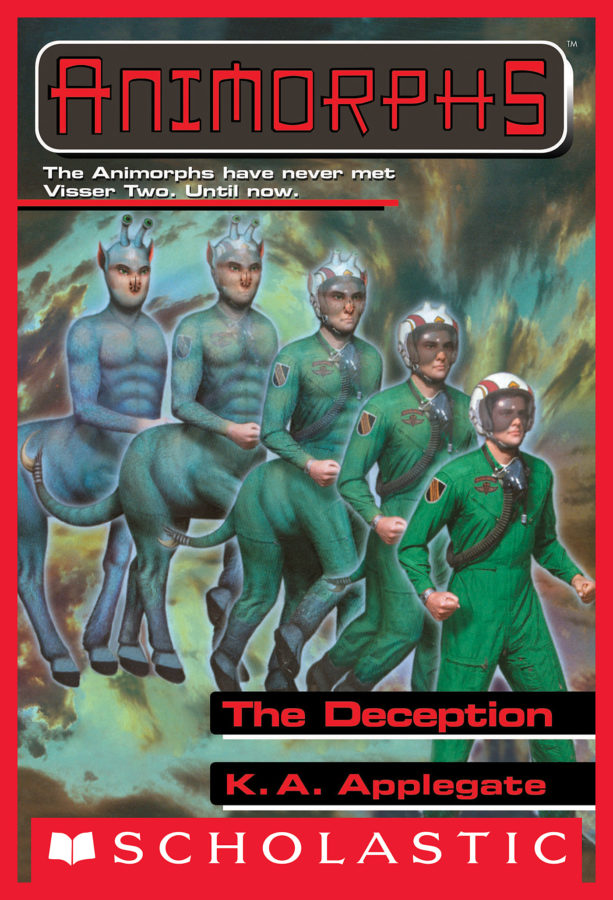 K. A. Applegate - Animorphs #46: The Deception