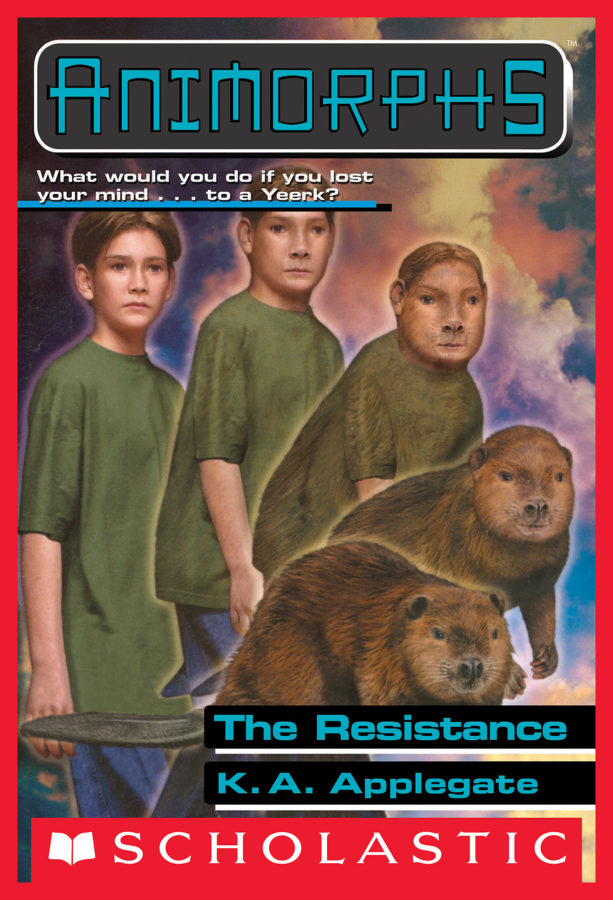 K. A. Applegate - The Resistance