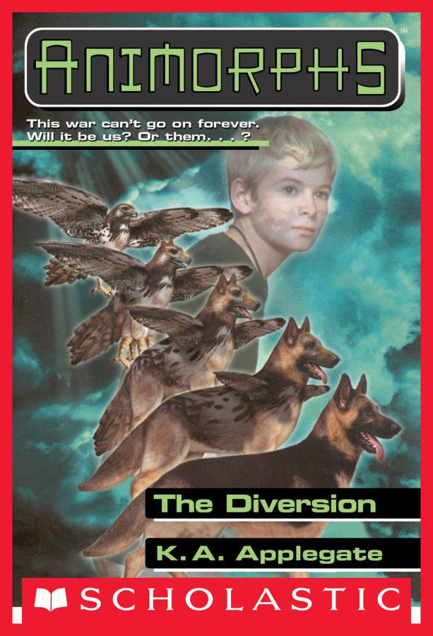 K. A. Applegate - The Diversion