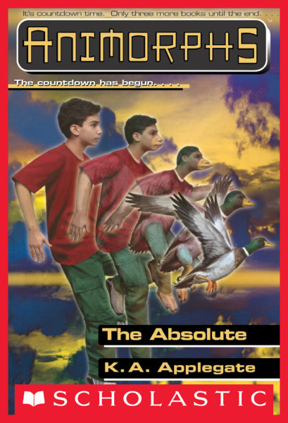 K. A. Applegate - The Absolute
