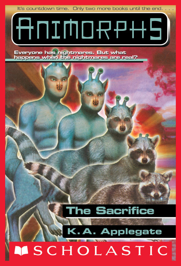K. A. Applegate - The Sacrifice