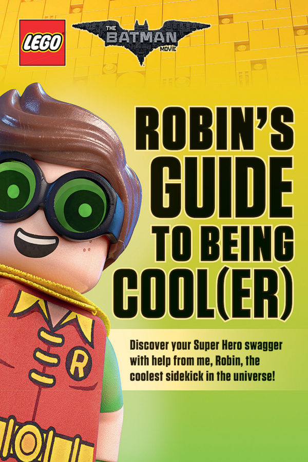 Meredith Rusu - Robin's Guide to Being Cool(er)