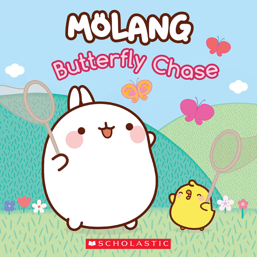 Lana Crespin - Molang: Butterfly Chase