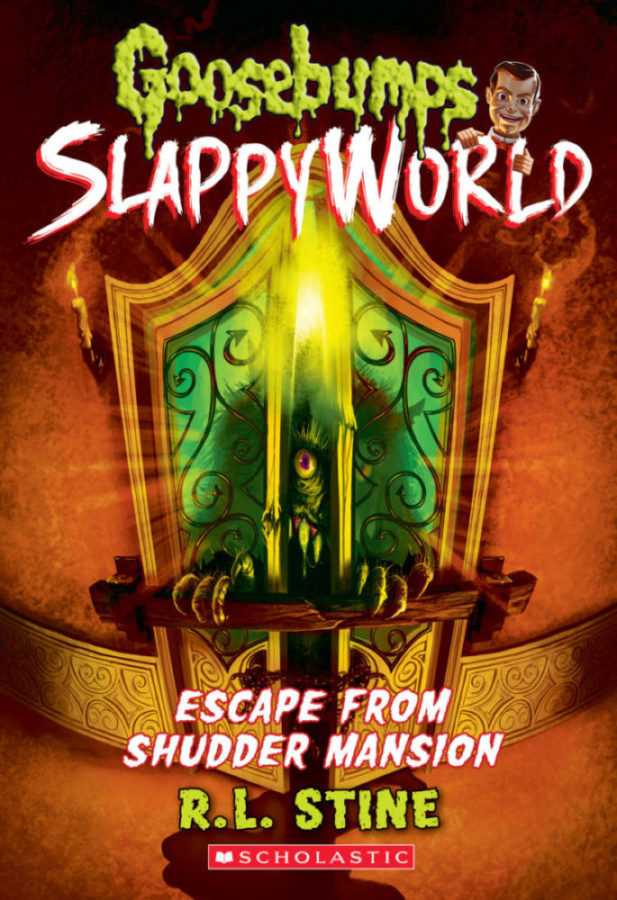 R. L. Stine - Escape from Shudder Mansion