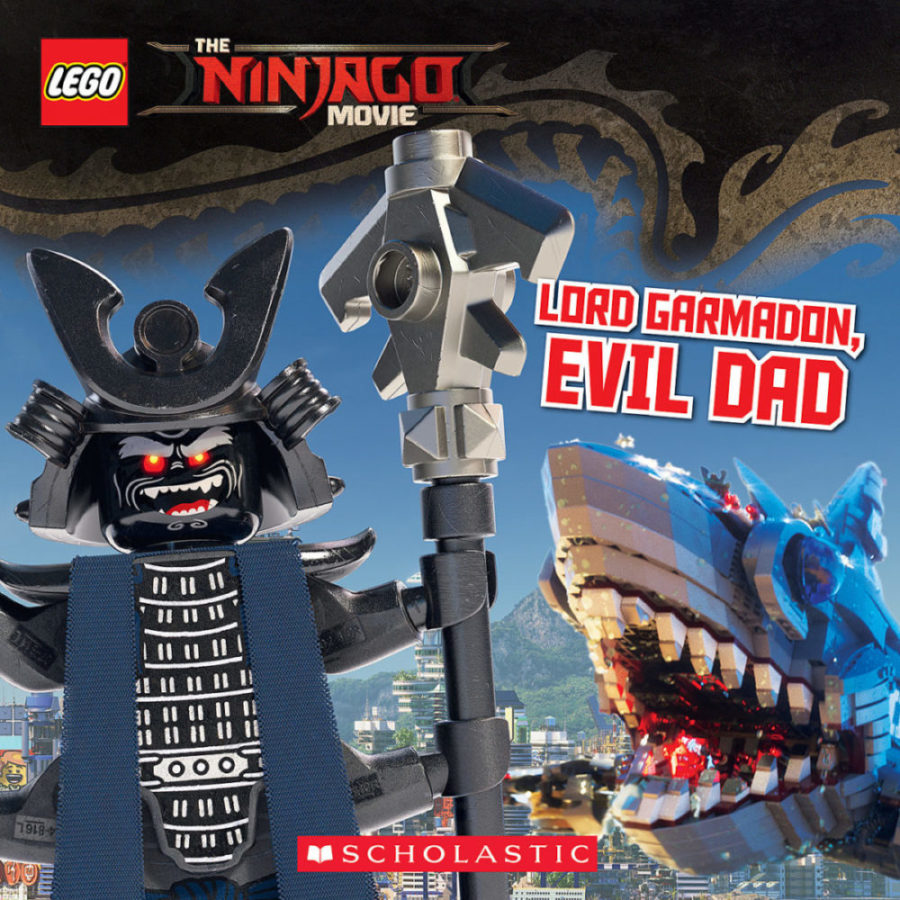 Michael Petranek - Lord Garmadon, Evil Dad