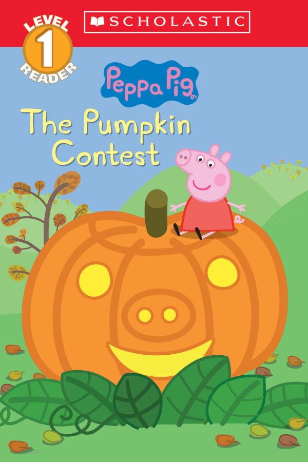Meredith Rusu - The Pumpkin Contest