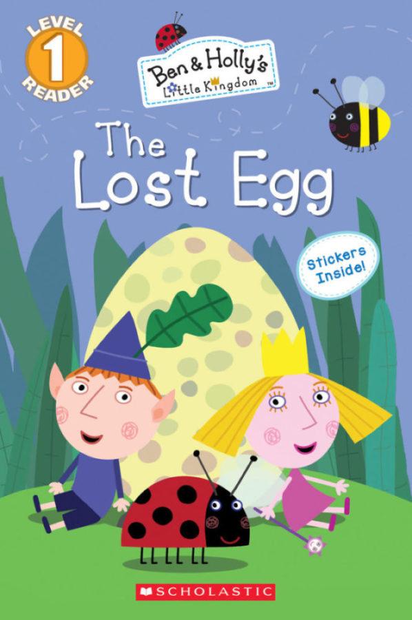 Scholastic - The Lost Egg
