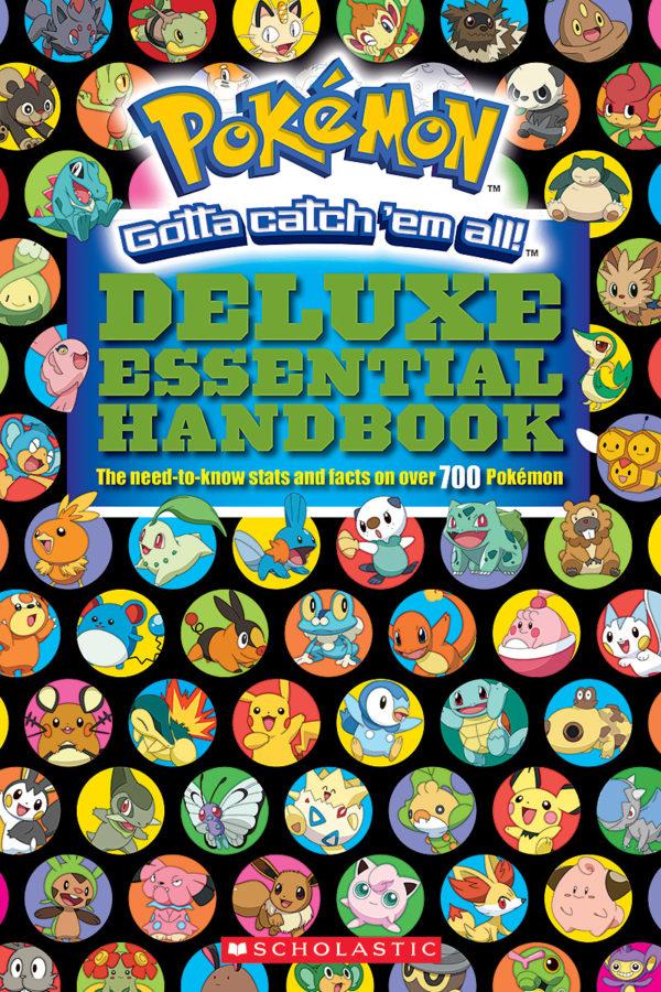 Scholastic - Pokemon: Deluxe Essential Handbook