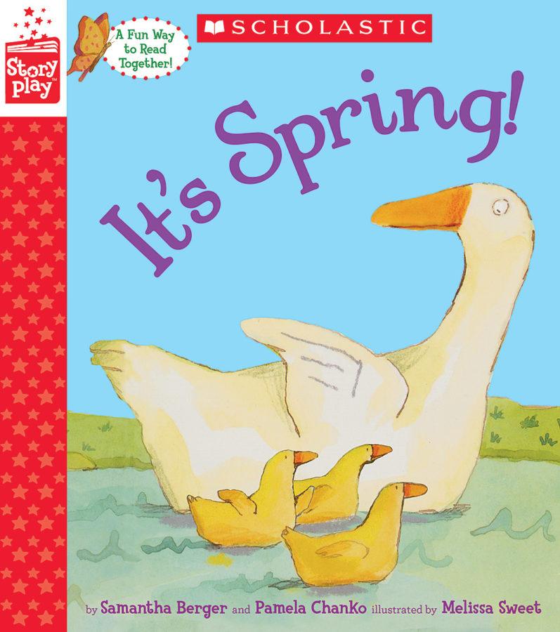 Pamela Chanko - It's Spring!