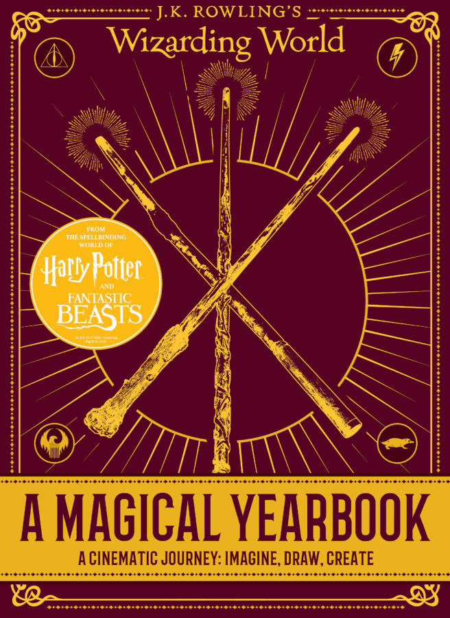 Emily Stead - J.K. Rowling's Wizarding World: A Magical Yearbook