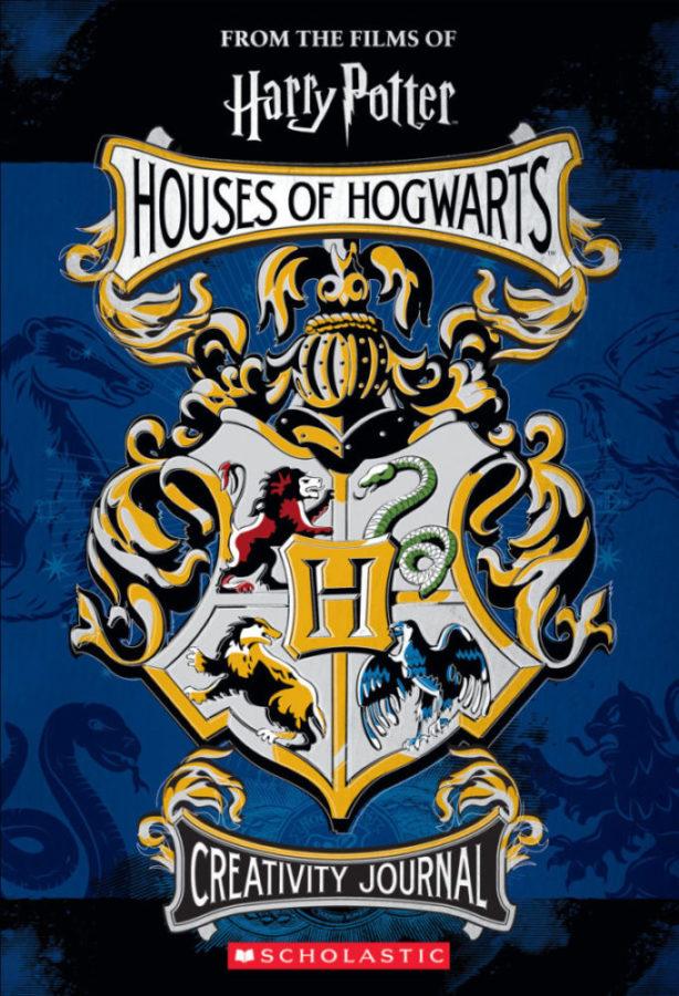 Jenna Ballard - Harry Potter: Houses of Hogwarts Creativity Journal