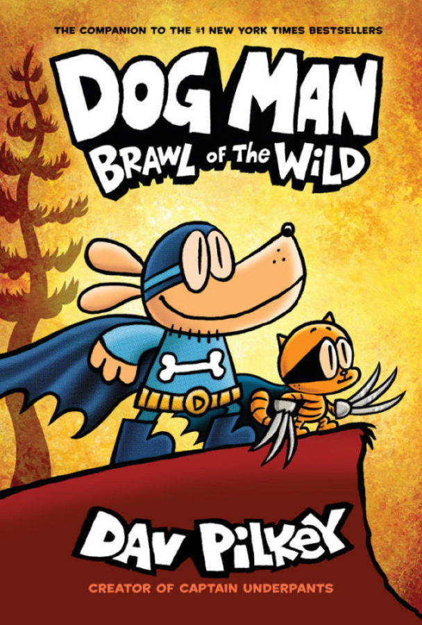 Dav Pilkey - Dog Man: Brawl of the Wild