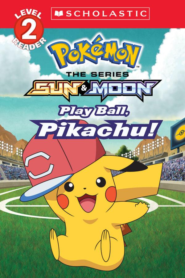 Sonia Sander - Play Ball, Pikachu!