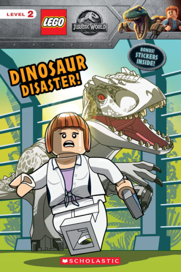 Meredith Rusu - LEGO Jurassic World: Dinosaur Disaster!
