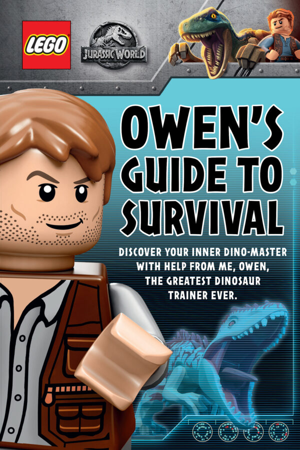 Meredith Rusu - LEGO Jurassic World: Owen's Guide to Survival