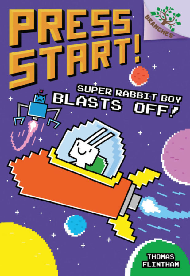 Thomas Flintham - Super Rabbit Boy Blasts Off!