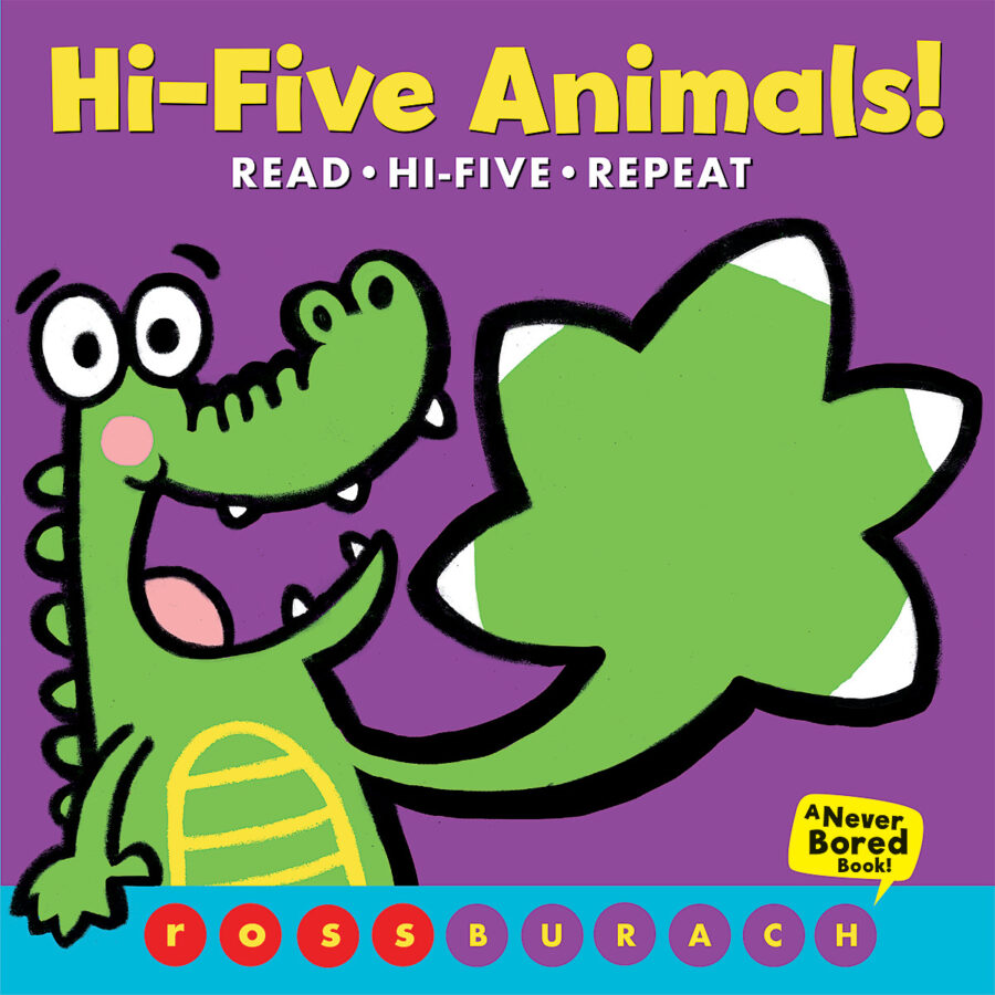 Ross Burach - Hi-Five Animals!