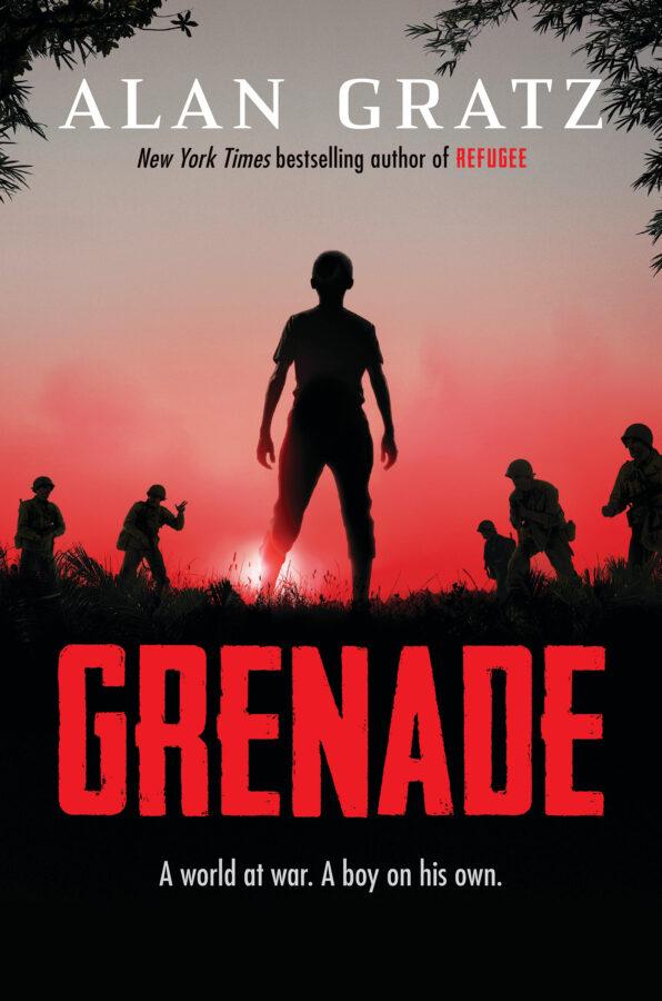 Alan Gratz - Grenade