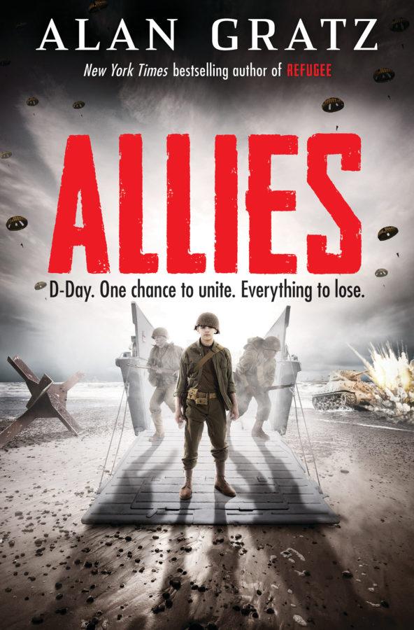 Alan Gratz - Allies