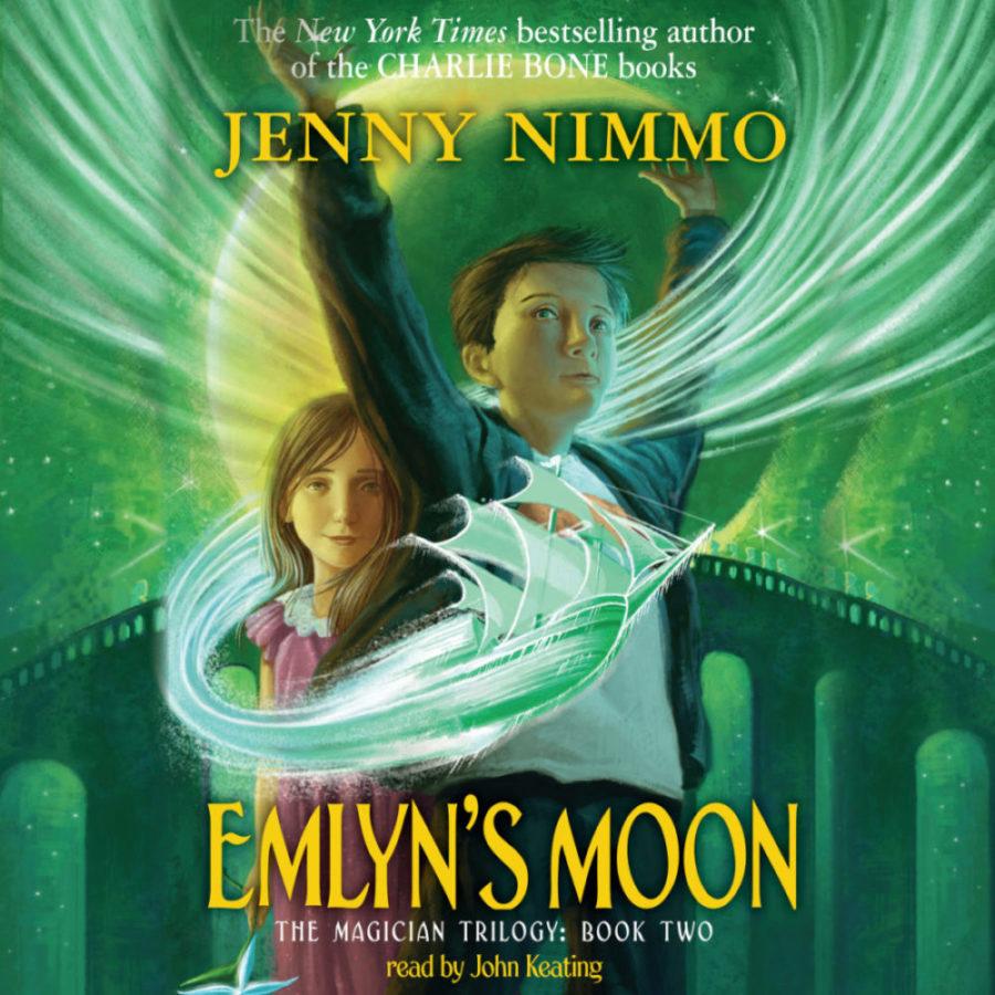 Jenny Nimmo - Emlyn's Moon