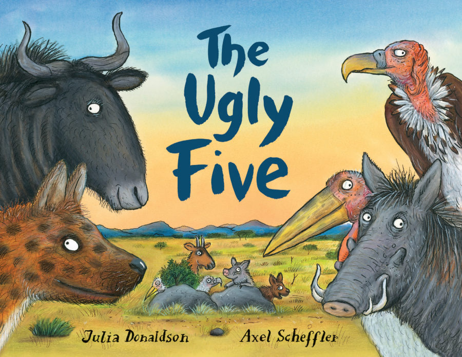 Julia Donaldson - The Ugly Five