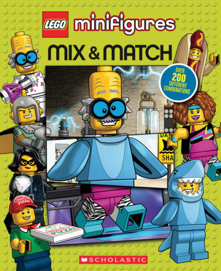 Michael Petranek - LEGO Minifigure Mix & Match