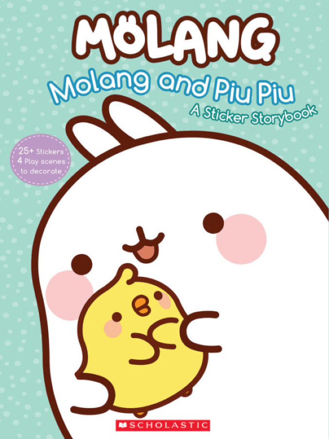 Marie Manand - Molang and Piu Piu
