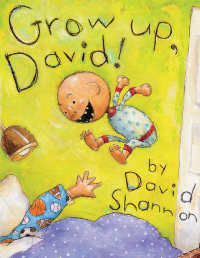 David Shannon - Grow Up, David!