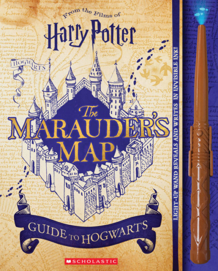 Erinn Pascal - Harry Potter: Marauder's Map Guide to Hogwarts