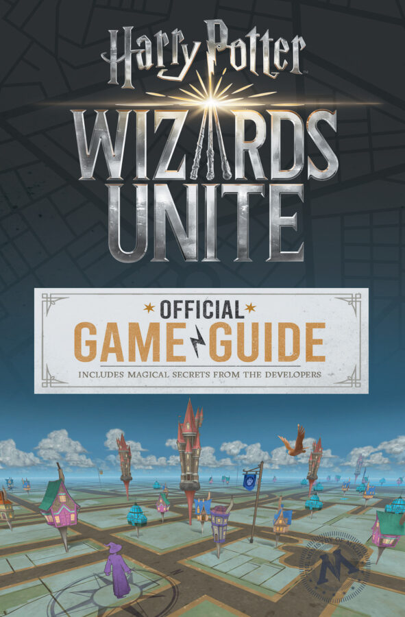 Stephen Stratton - Harry Potter: Wizards Unite: Official Game Guide
