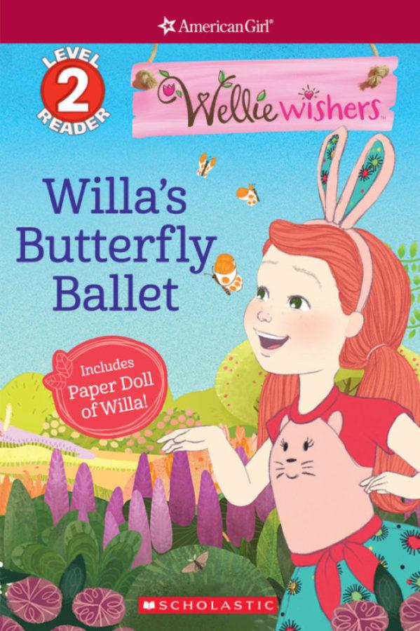Judy Katschke - Willa's Butterfly Ballet