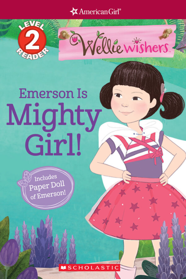 Meredith Rusu - Emerson is Mighty Girl!