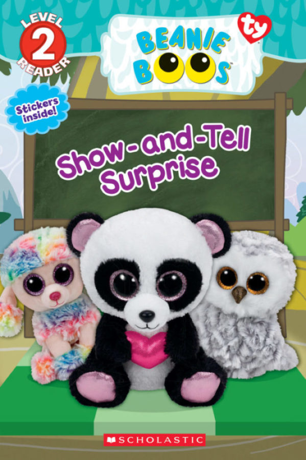 Jenne Simon - Show-and-Tell Surprise