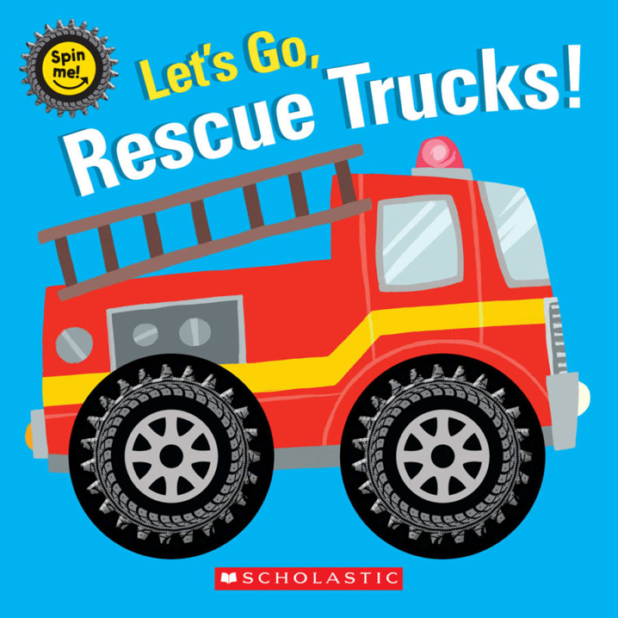 - Let's Go, Rescue Trucks!
