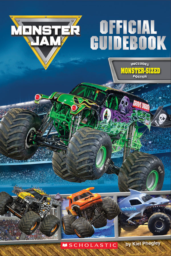 Kiel Phegley - Monster Jam Official Guidebook