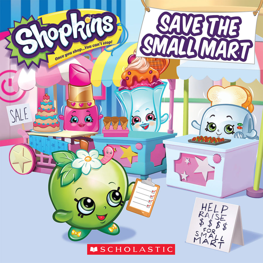 Artful Doodlers Ltd. - Save the Small Mart