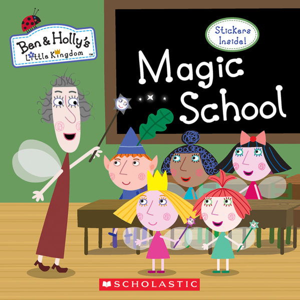 Scholastic - Magic School